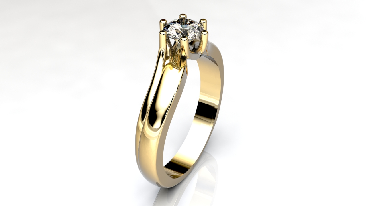 Curved Claw Solitaire